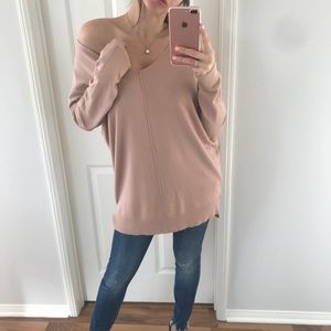 A Dusty Mauve Must Have Top
